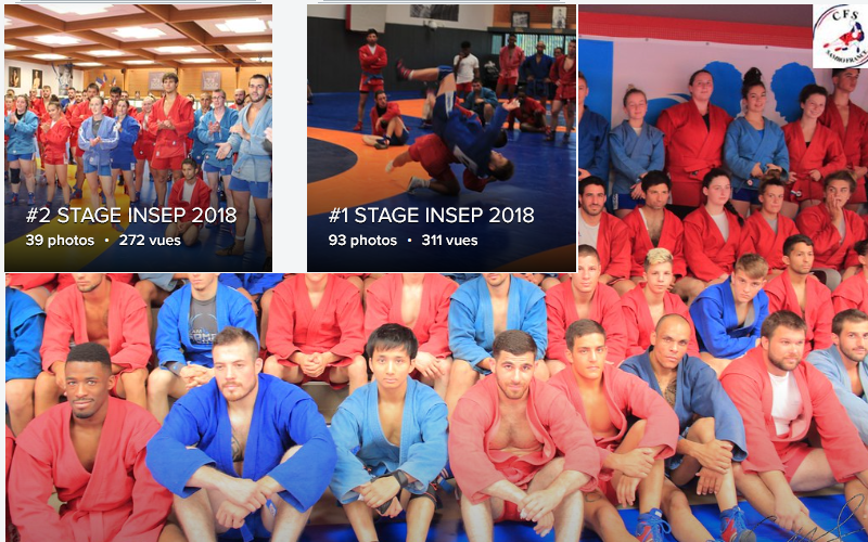 STAGE INSEP 2018