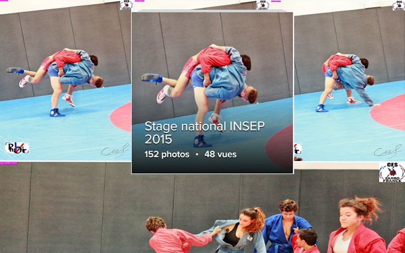 STAGE NATIONAL INSEP 2015